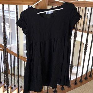American apparel Baby Doll Dress